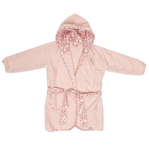 Bebe-jou Bathcape Leopard Pink