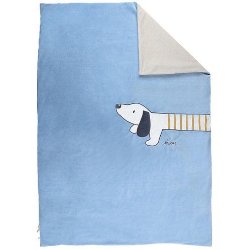 Noukies Veloudoux Blanket Aston & Jack
