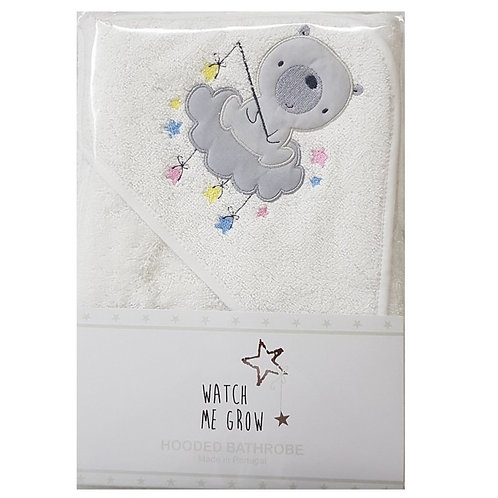 Baby Hooded Towel Bear