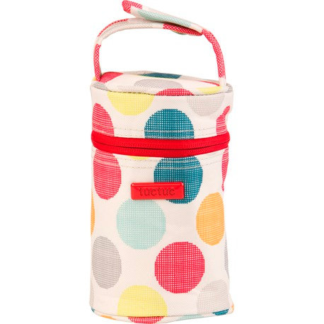 Tuc Tuc Food Flask Dotted