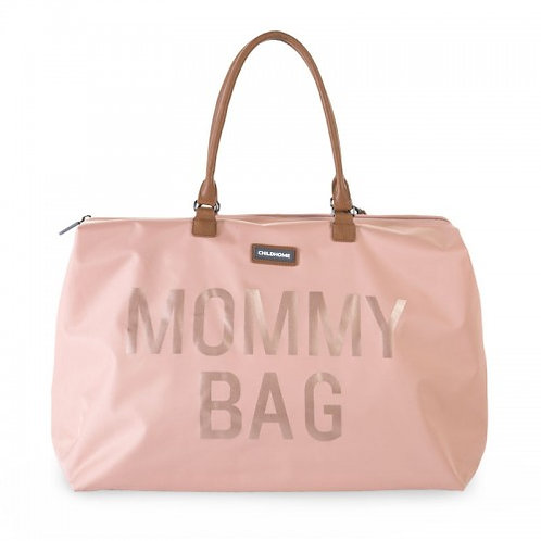 Childhome Mommy Bag Pink Copper