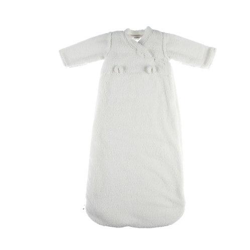 Noukies Sherpa Ecru Sleeping Bag 90cm-110cm