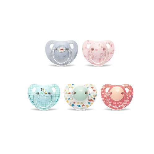 Suavinex 0-6m Soother Anatomical Silicone