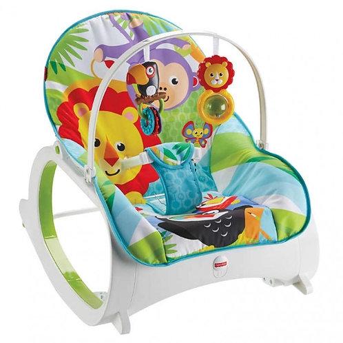 Fisher Price Infant-To-Toddler Rocker Blue