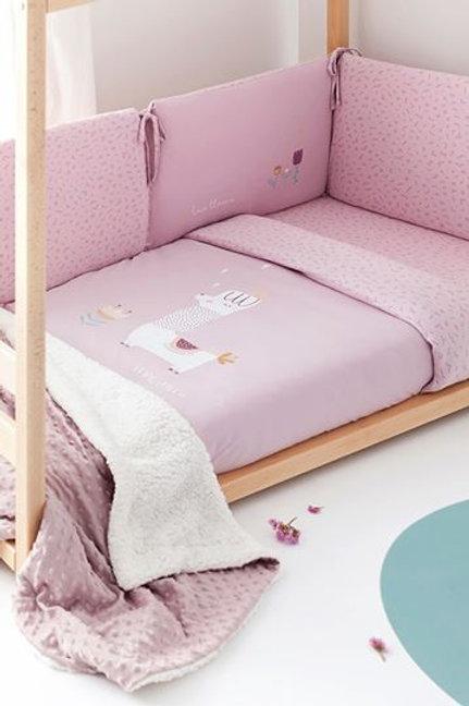Casual Organic Lama 3pc Bedding Set