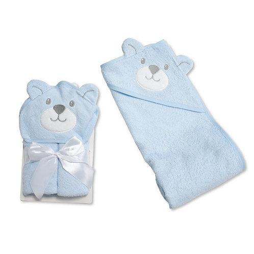 Baby Hooded Towel Bear