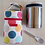 Thumbnail: Tuc Tuc Food Flask Dotted