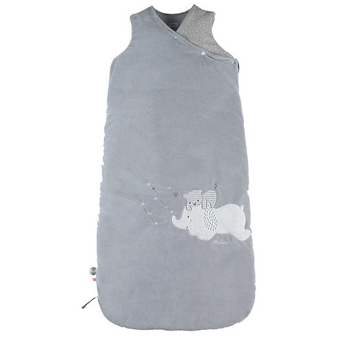 Noukies Anna & Milo Veloudoux Sleeping Bag 90cm-110cm