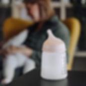 Suavinex Zero-Zero Anti-Colic Bottle Med