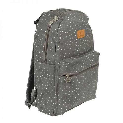 Pirulos Backpack Grey Stars