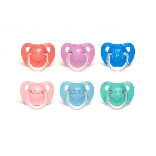Suavinex Evolution Meaningful Life Silicone Soother 18m