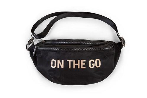 Childhome On The Go Bag Black