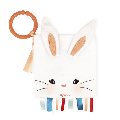 Kaloo Rabbit In Love Soft Book