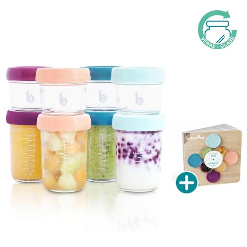 Babymoov Glass Food Storage Multiset