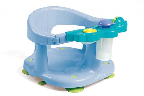 Olmitos Blue Bath Seat