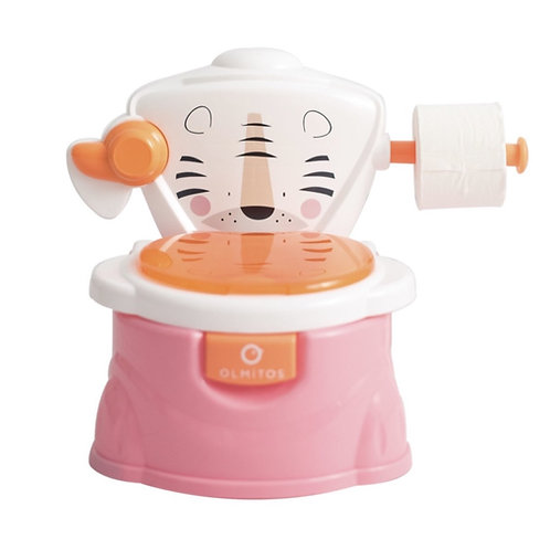 Olmitos Tiger Potty
