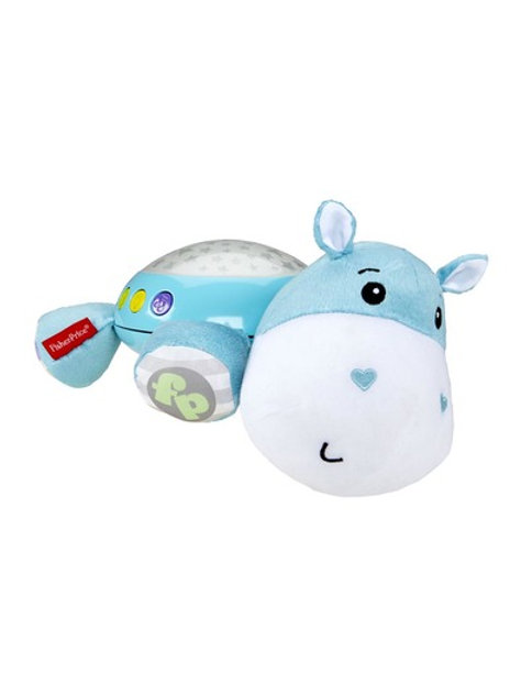 Fisher Price Hippo Projection Soother Blue