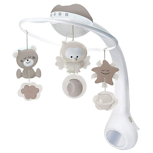 Infantino 3 in 1 Projector Musical Mobile