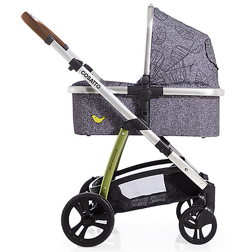 Cosatto Wow Travel Set Dawn Chorus