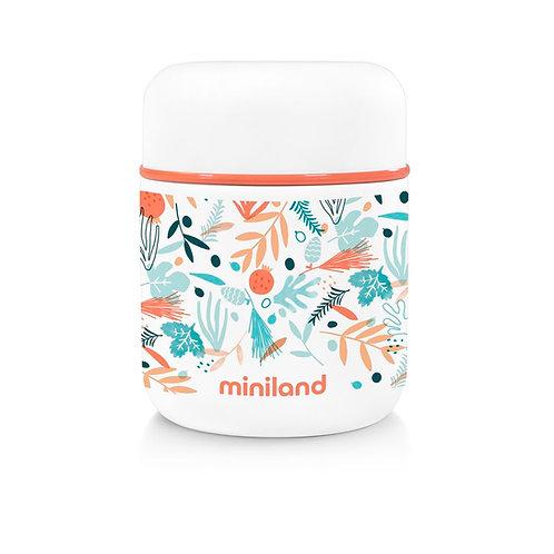 Miniland Food Flask Mini Mediterranean