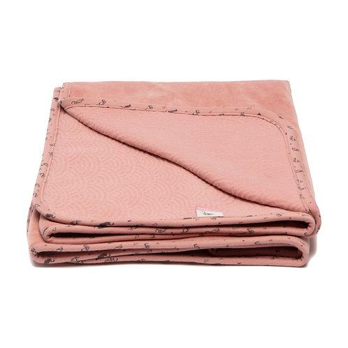 Bebe-jou Fabulous Crib Blanket Swan