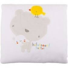 Tuc Tuc Hi Winter Soft Pram Blanket