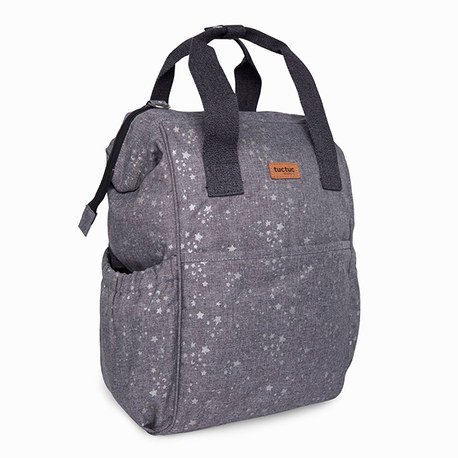 Tuc Tuc Backpack Constellation Grey
