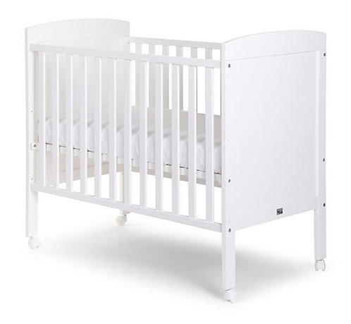 Childhome Ref 18 Beech White Cot
