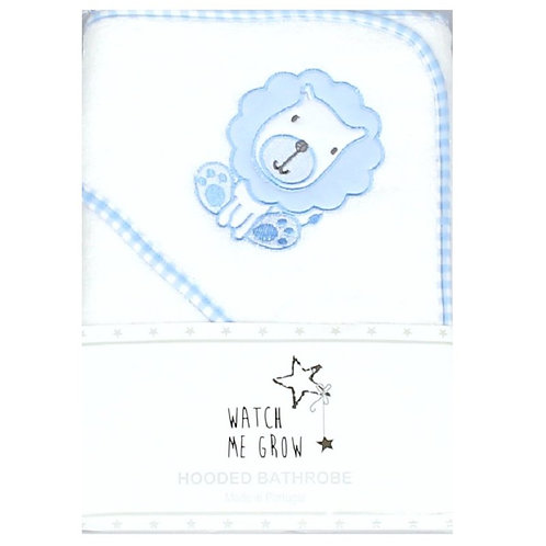 Baby Hooded Towel Lion