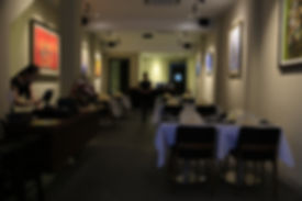 Arte's Interior
