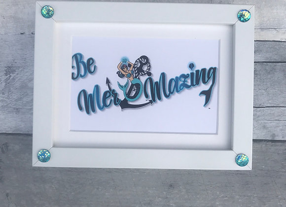 Be Mer-mazing small picture Frame
