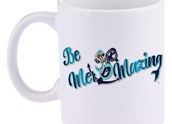 Be Mer-mazing 15oz Mug