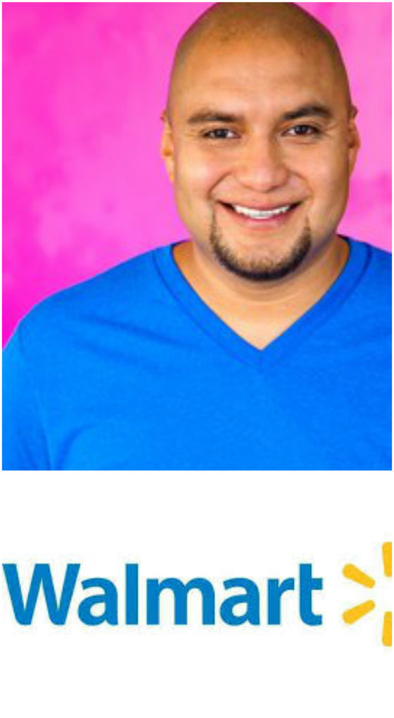 Booked! Victor Carrera lands national commercial for Walmart.