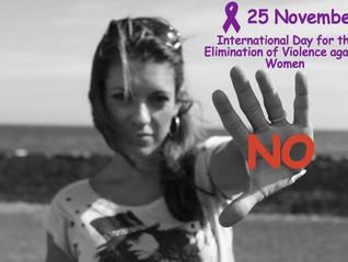 Dia Internacional de combate à violência contra as mulheres