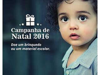MaisMarias pede doações para Campanha de Natal 2016