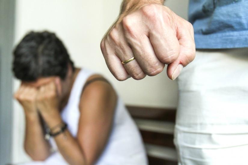 Violência contra a mulher: rede de proteção contra homens agressores (Foto: Rodrigo Felix Leal).