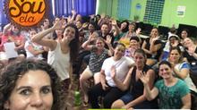 Programa de Desenvolvimento Humano EuSouEla chega a Comunidade Boa Vista
