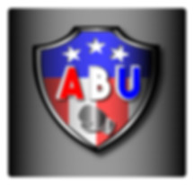 Th ABU logo is a patriot shield.  The ABU is the world's first athletic union for Pro Boxers.