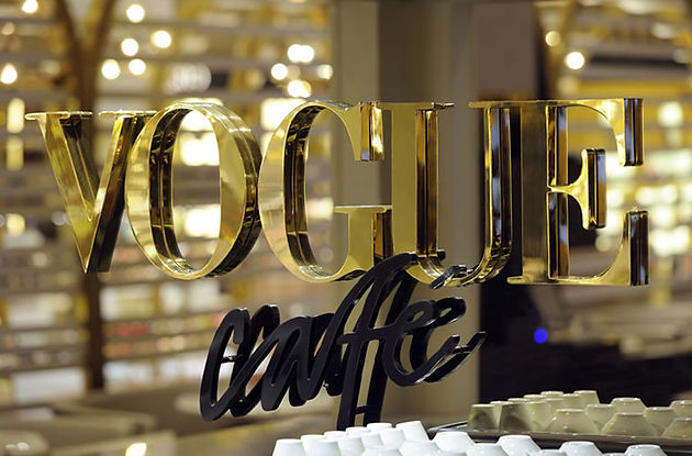 Beaute Eatery: Vogue Cafe