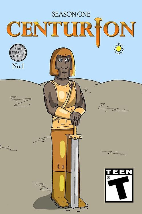 Centurion #1 Comic