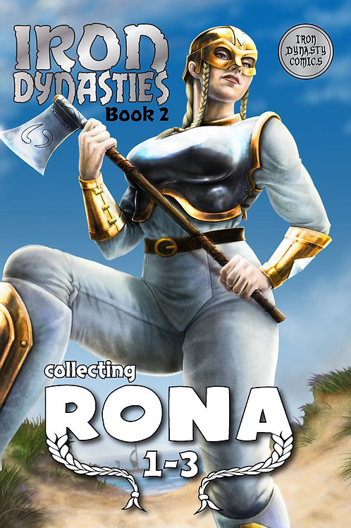 Iron Dynasties Book 2