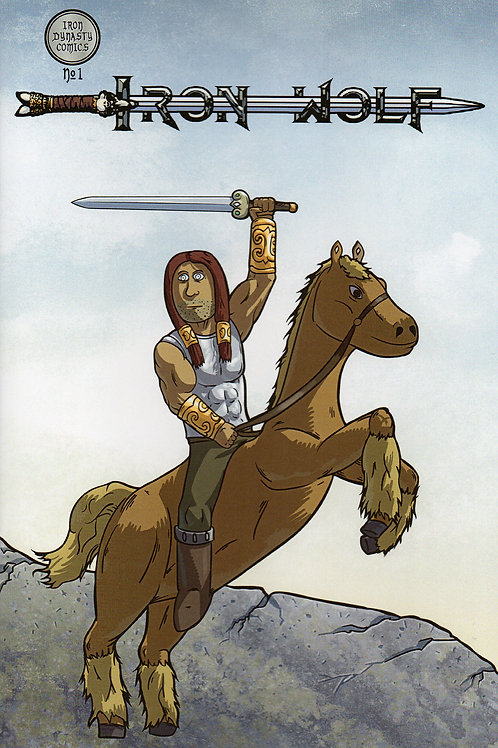 Iron Wolf #1 Comic