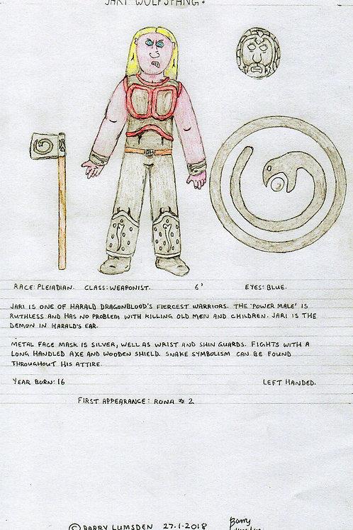 Photocopy Character Art