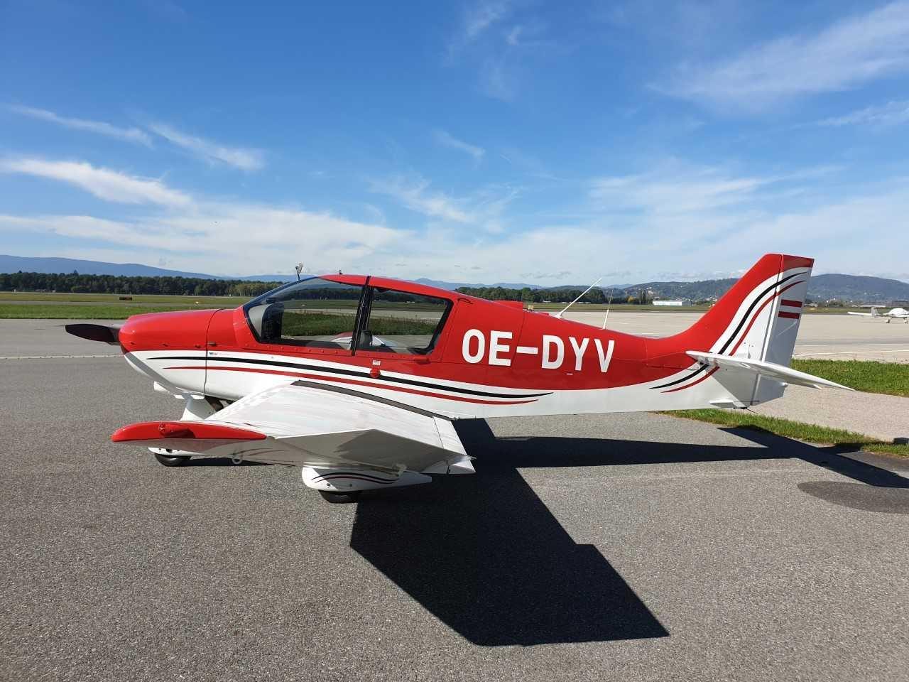 Robin Aircraft DR400/180