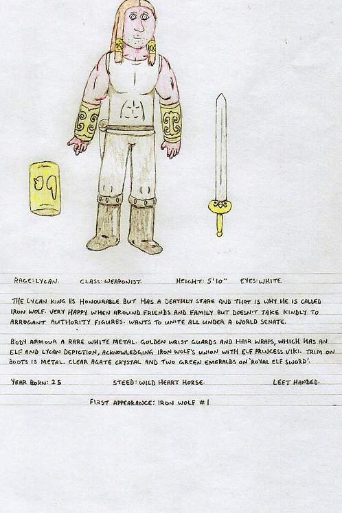 Original Character Art