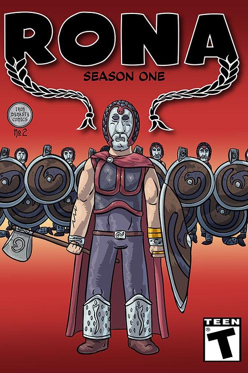Rona #2 Comic