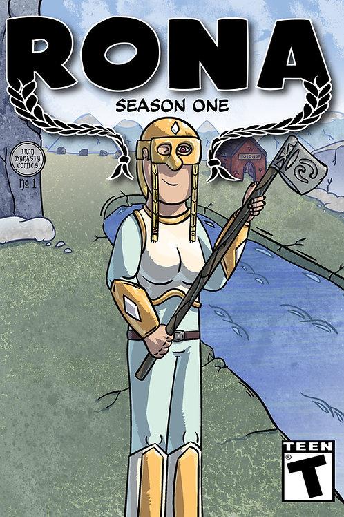 Rona #1 Comic