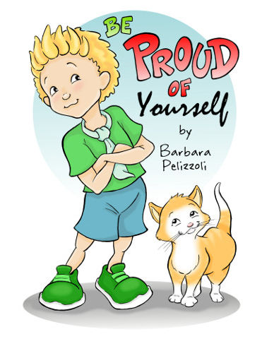 Be proud o yourself - By Barbra Pelizzoli