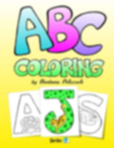 ABC coloring book - Barbara Pelizzoli