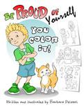 BeProudOfYourselfYouColorItBookFrontCove